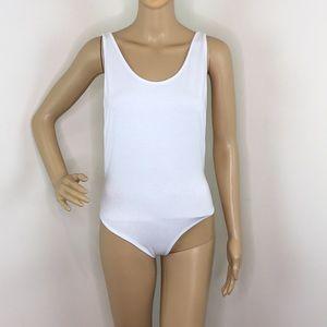 Gojane White Bodysuit